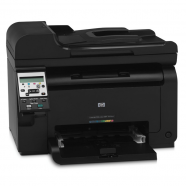 HP LaserJet Pro 100 M175nw e-All-in-One Farblaser Multifunktionsdrucker